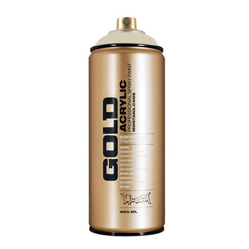 MontanaGOLD 400ml Gold Chrome