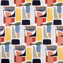 Rex Paper Collage Wrapping Paper