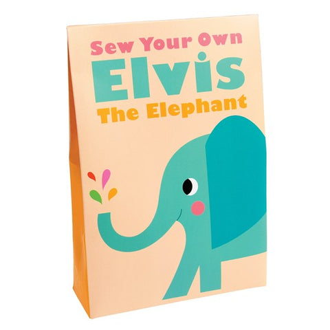 Rex Sew Your Own Elvis The Elephant