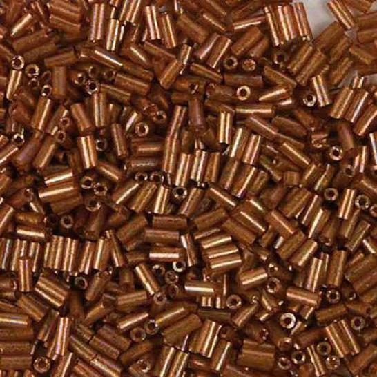 Rico Rod-Shaped Bead Copper Colour 6.75mm