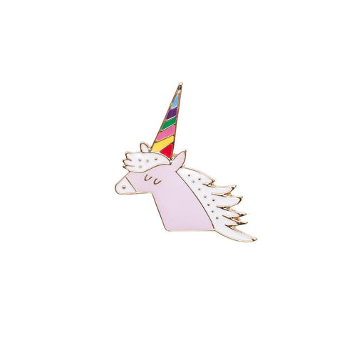 Pin Unicorn MultiColour