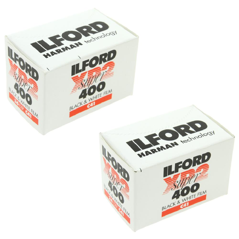 ILFORD XP2 SUPER at ISO 400 - 35mm Film