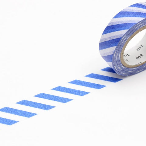 MT Tape Stripe Blue