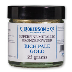 Roberson Metallic Bronze Powder 25 grams