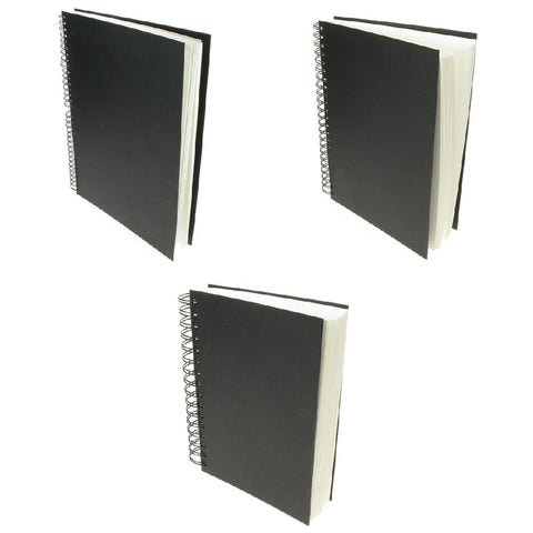 FA Sketchbook Jumbo Spiral Bound Long Edge