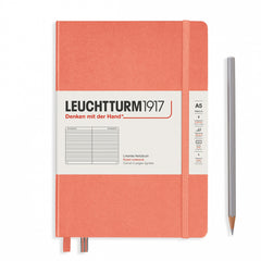 Leuchtturm 1917 Medium Notebook (A5) Muted Colours