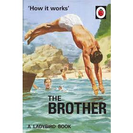 How It Works: The Brother (Ladybird For Grown Ups)