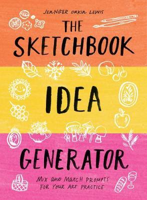 The Sketchbook Idea Generator (Mix-and-Match Flip Book)