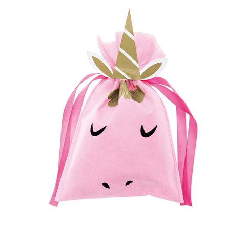Rico Present Bag S, Unicorn, Rose