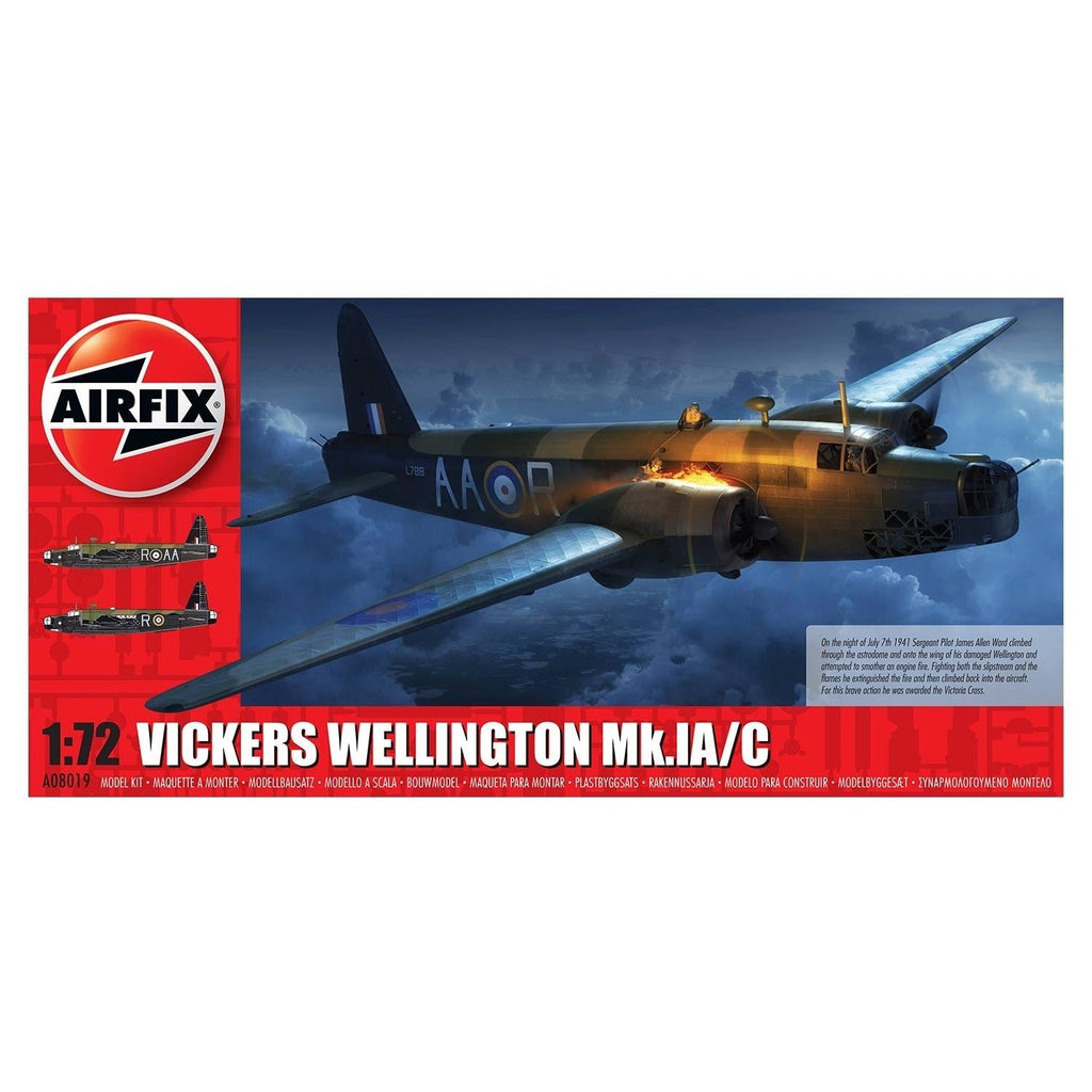 Airfix Vickers Wellington Mk.IA/C 1:72