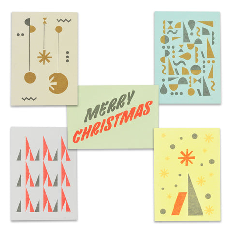 Fred Aldous Christmas Card - 5 Pack