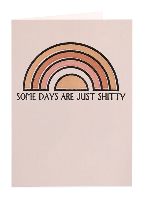 Some Days are just Shitty card