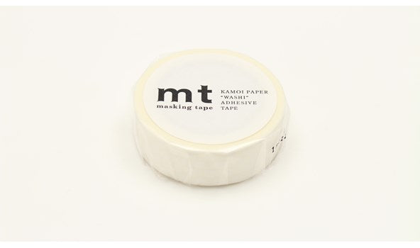 MT Tape Dot White