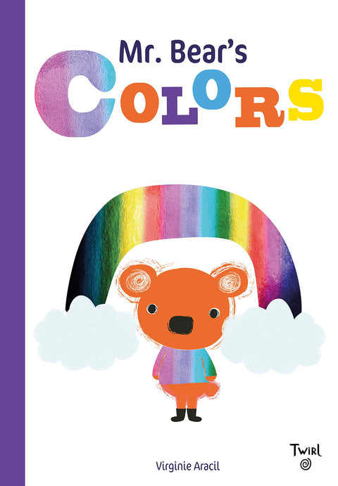 Mr Bears Colors