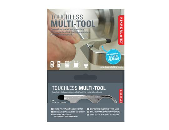 Kikkerland - Touchless Multi-tool