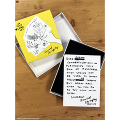 David Shrigley - 24 Postcard Set