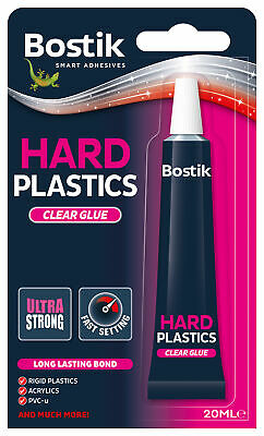 Bostik Hard Plastics Glue