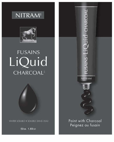 Nitram Liquid Charcoal 50ml