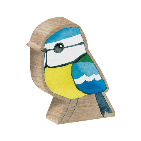 Blue Tit Block Bird