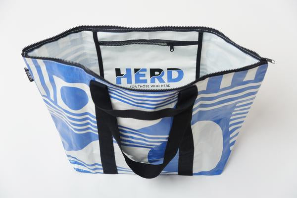 HERD Tote Bag The Santorini Medium
