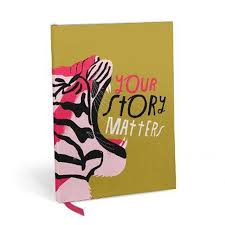 Emily McDowell & Friends Your Story Matters Journal