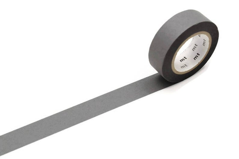 MT Tape Matte Gray