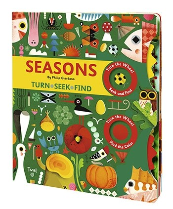 Seasons - Turn, Seek, Find