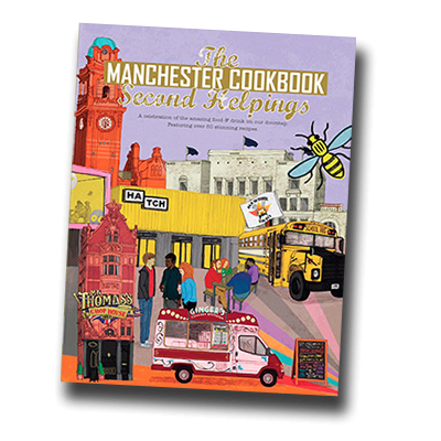 The Manchester Cookbook - Second Helpings