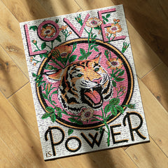 PRINT CLUB - LOVE IS POWER PUZZLE