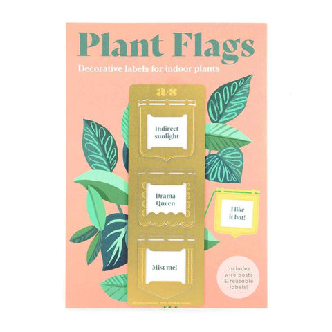 Another Studio - Plant Flags