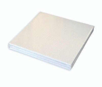 Canvas Boards 10 x 10cm Set of 3