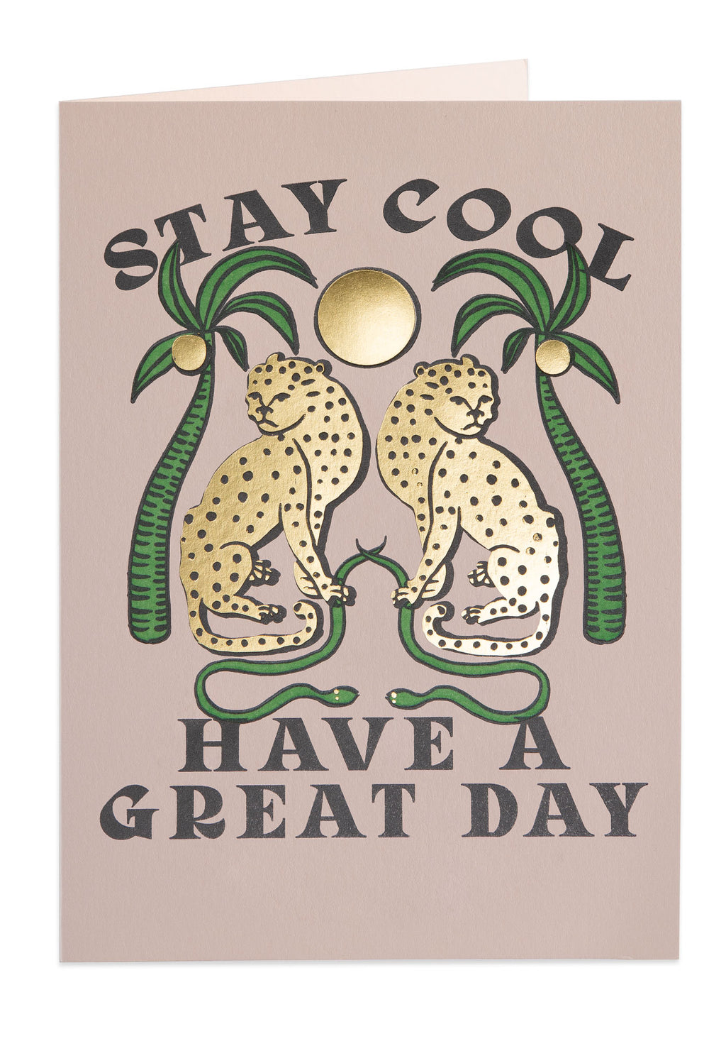 Stay Cool, Have A Great Day card