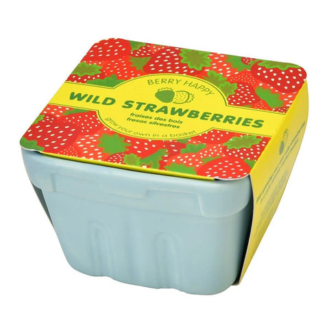 Berry Happy Wild Strawberries Pot