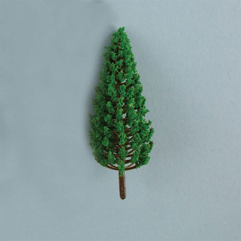 Conifer Trees Scale 1:100 Pack of 20