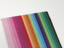 Tissue Paper Pack Assorted Colours - 20 sheets
