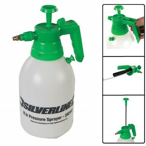 Silverline Pressure Sprayer 2Ltr