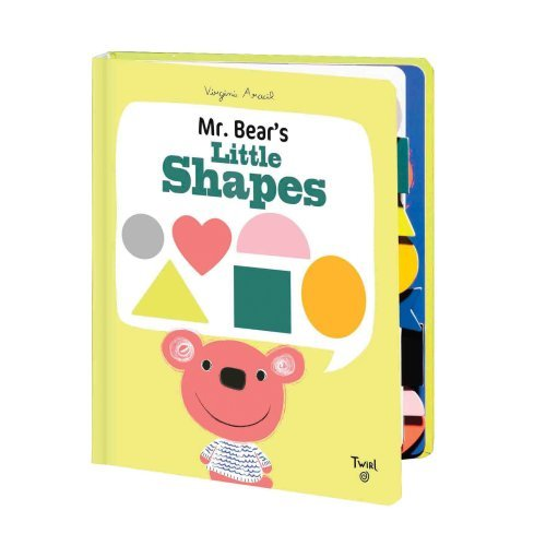 Mr. Bears Little Shapes