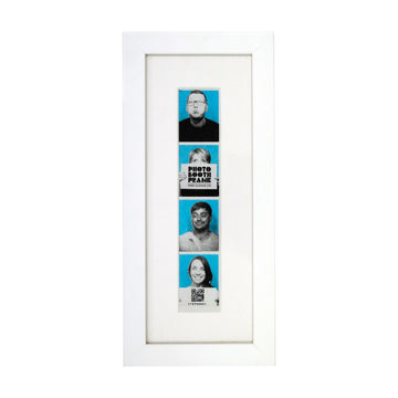 Photo Booth Frame White