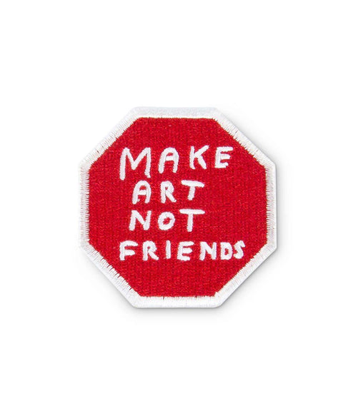 Make Art Woven Patch