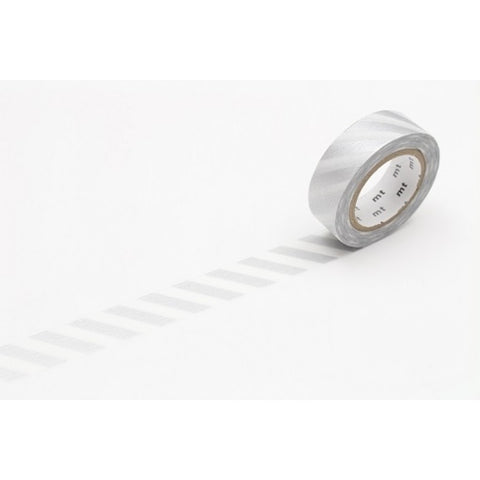 MT Tape Stripe Silver 2