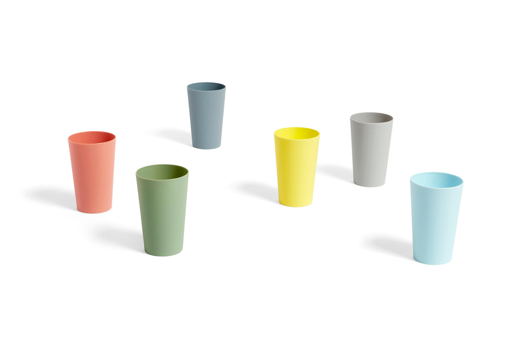 HAY - Paquet / Cup 6pcs Multi