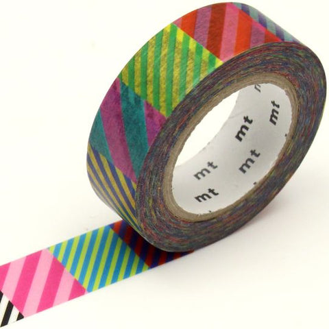 MT Tape Multi Stripe