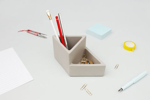 Concrete Pencil Pot