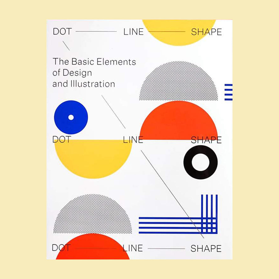 Dot Line Shape book