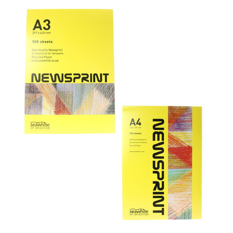 Newsprint Pad