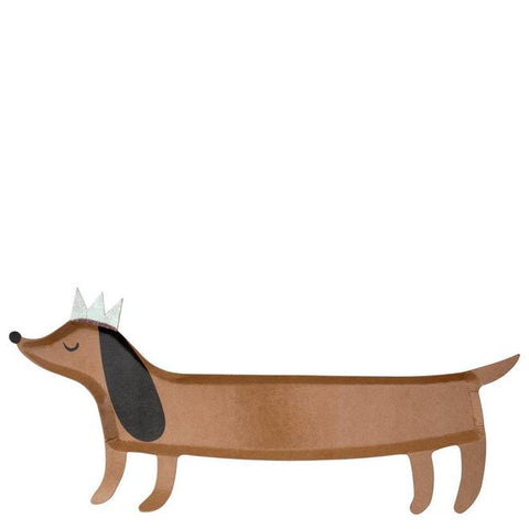 Sausage Dog Platters (Pack of 4)