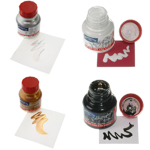 W&N - Dip Ink 30ml Black