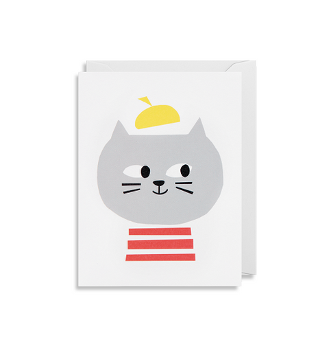 Mini Cat Card