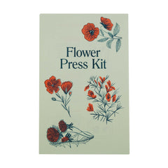 Flower Press Kit Cover