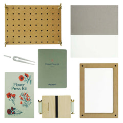 Flower Press Kit All
